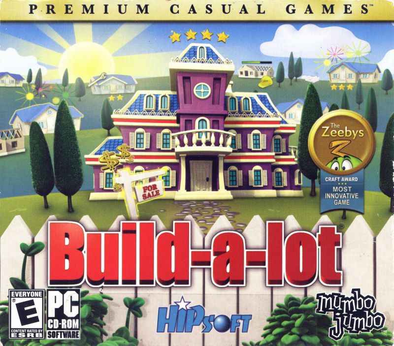 Build-a-lot Windows Front Cover