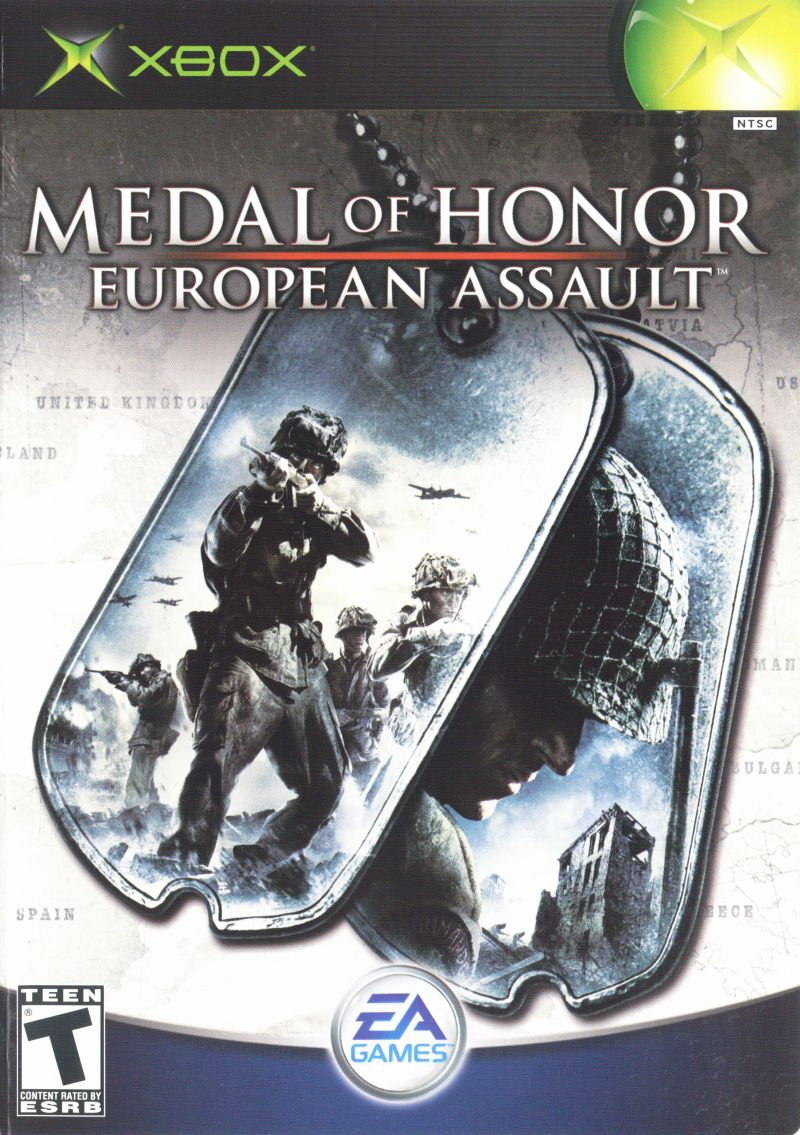 Medal of Honor: European Assault for Xbox (2005) - MobyGames