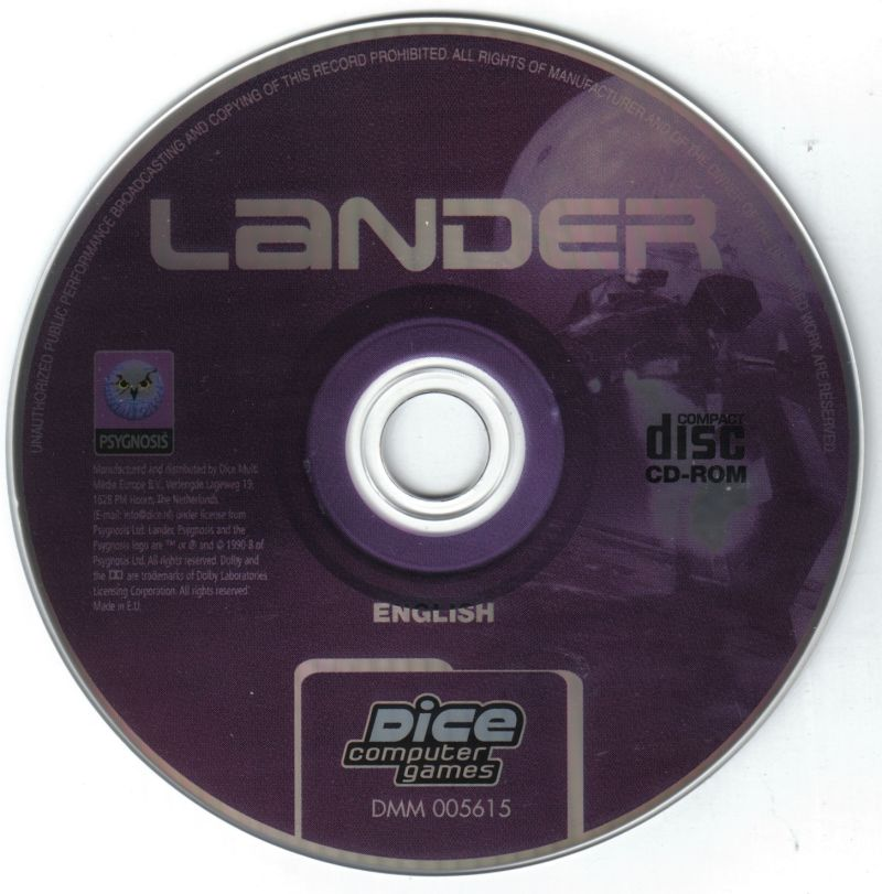 Lander Windows Media