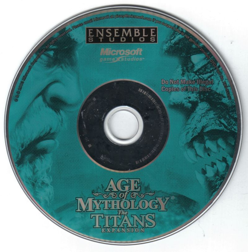 Age of Mythology: The Titans Windows Media