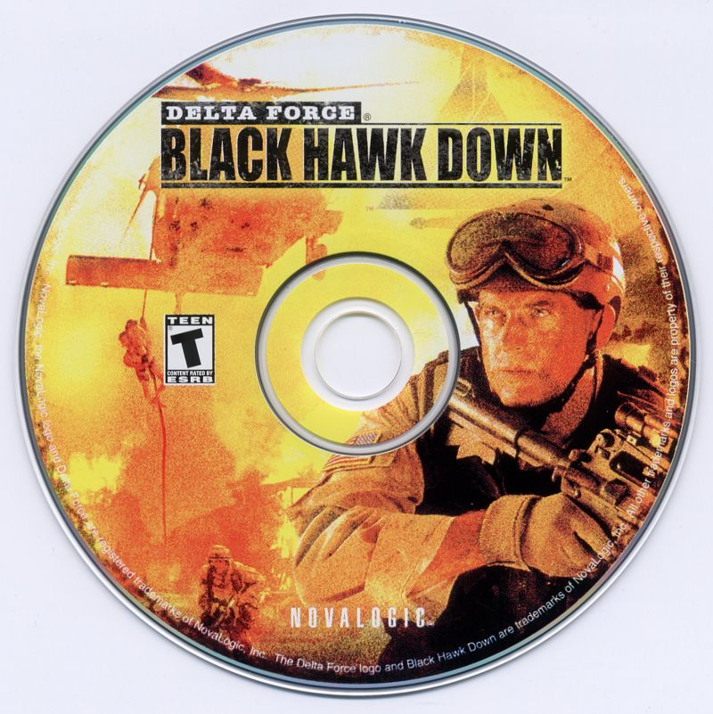 Delta Force: Black Hawk Down Windows Media