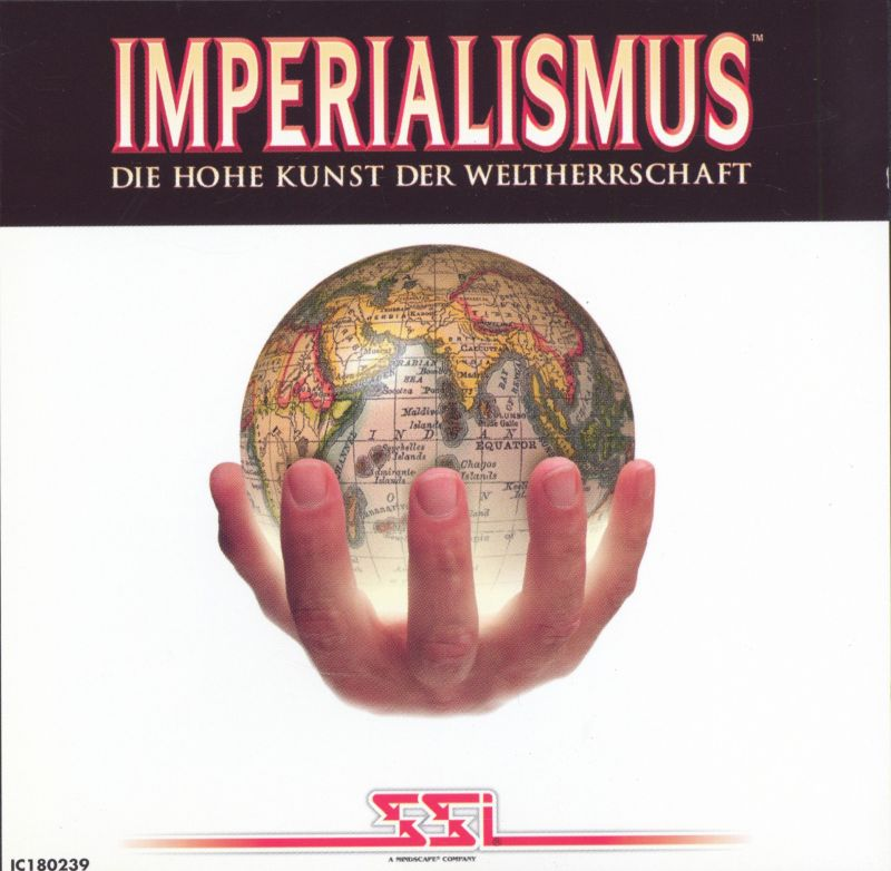 Imperialism Macintosh Other Jewel Case - Front