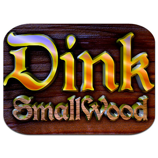 Dink SmallWood Macintosh Front Cover