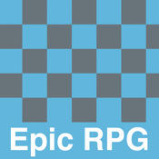 Epic RPG iPhone Front Cover