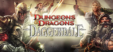 Dungeons & Dragons: Daggerdale  Windows Front Cover