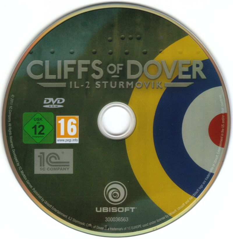 IL-2 Sturmovik: Cliffs of Dover (Collector's Edition) Windows Media
