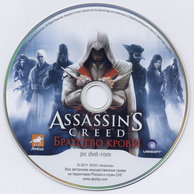 Assassin's Creed: Brotherhood Windows Media