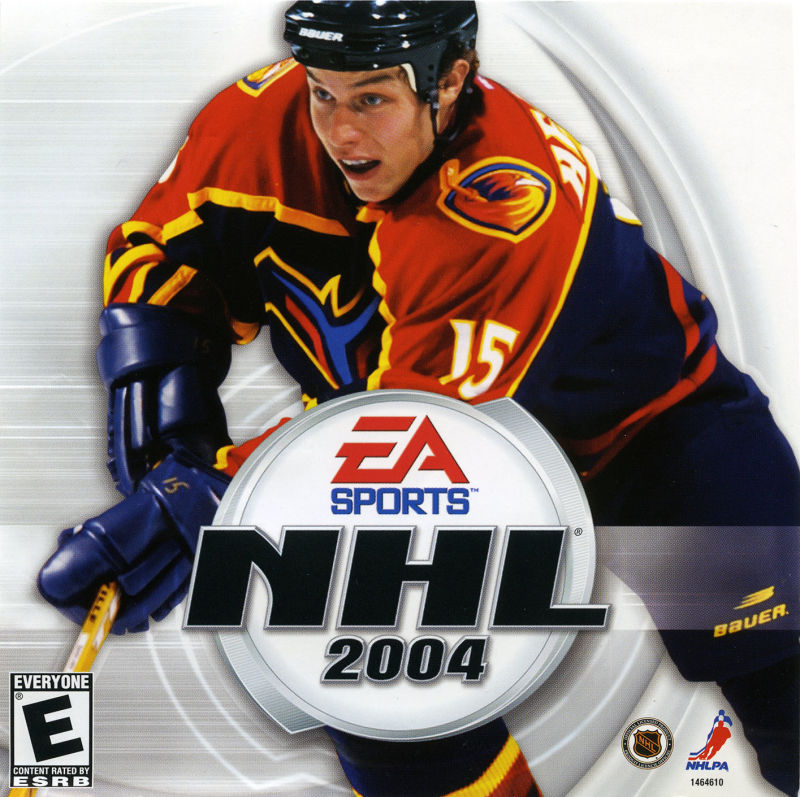 NHL 2004 Windows Other Jewel Case - Front