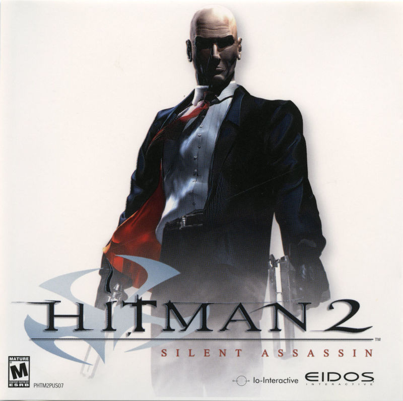 Hitman 2: Silent Assassin Windows Other Jewel Case - Front