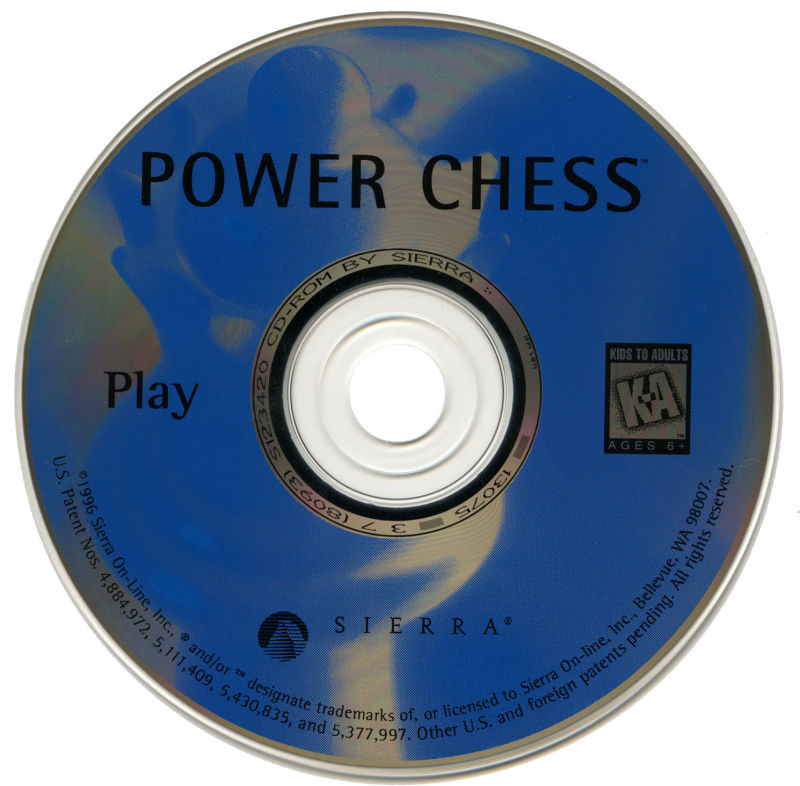 Power Chess Windows Media