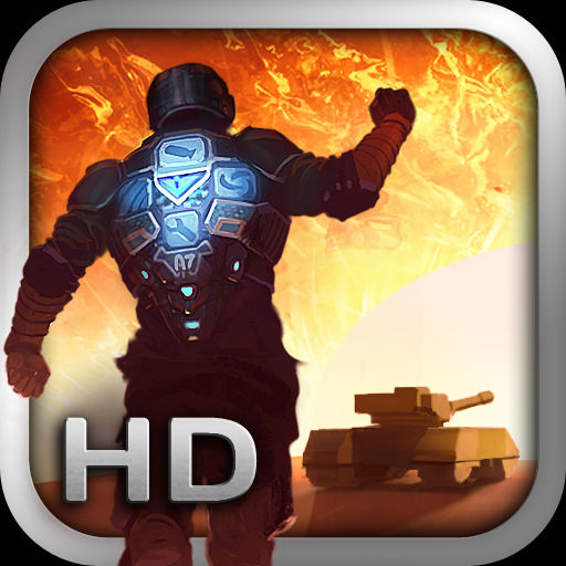 Anomaly: Warzone Earth HD iPad Front Cover