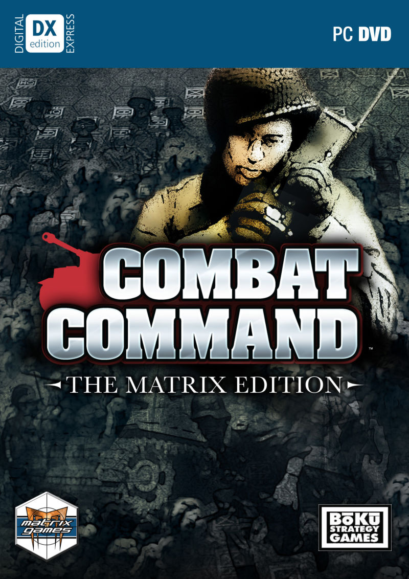Combat Command: The Matrix Edition Windows Front Cover