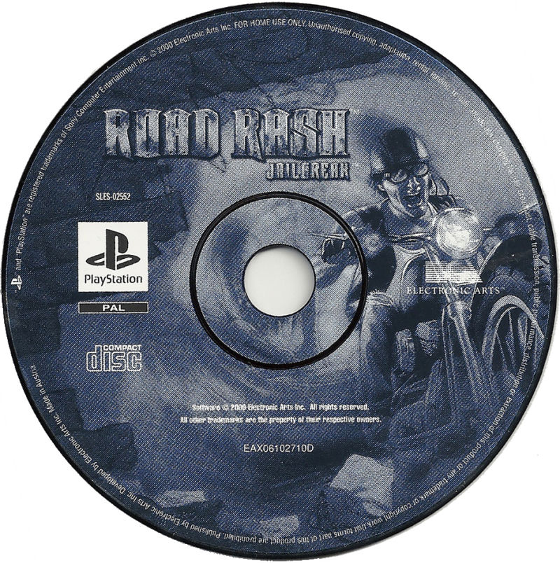 Road Rash: Jailbreak PlayStation Media