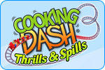 Cooking Dash 3: Thrills & Spills (Collector's Edition)
