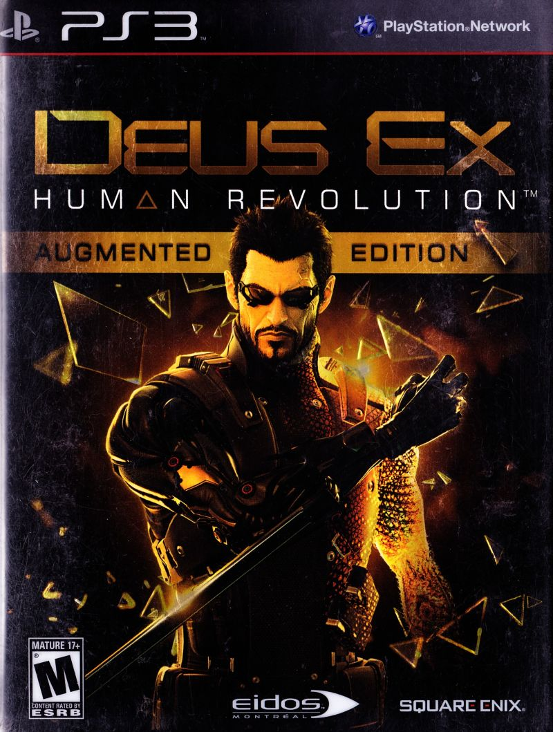 Deus ex: human revolution augmented edition detailed | gamingtruth.