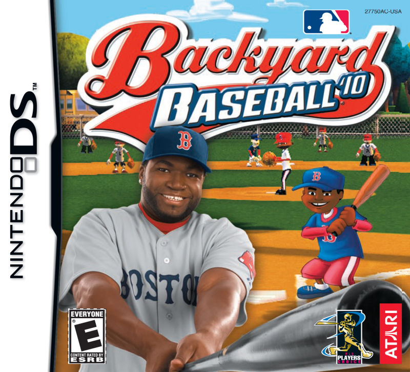 Backyard Baseball '10 For Nintendo DS (2009)