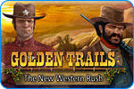 Golden Trails: The New Western Rush Windows Front Cover