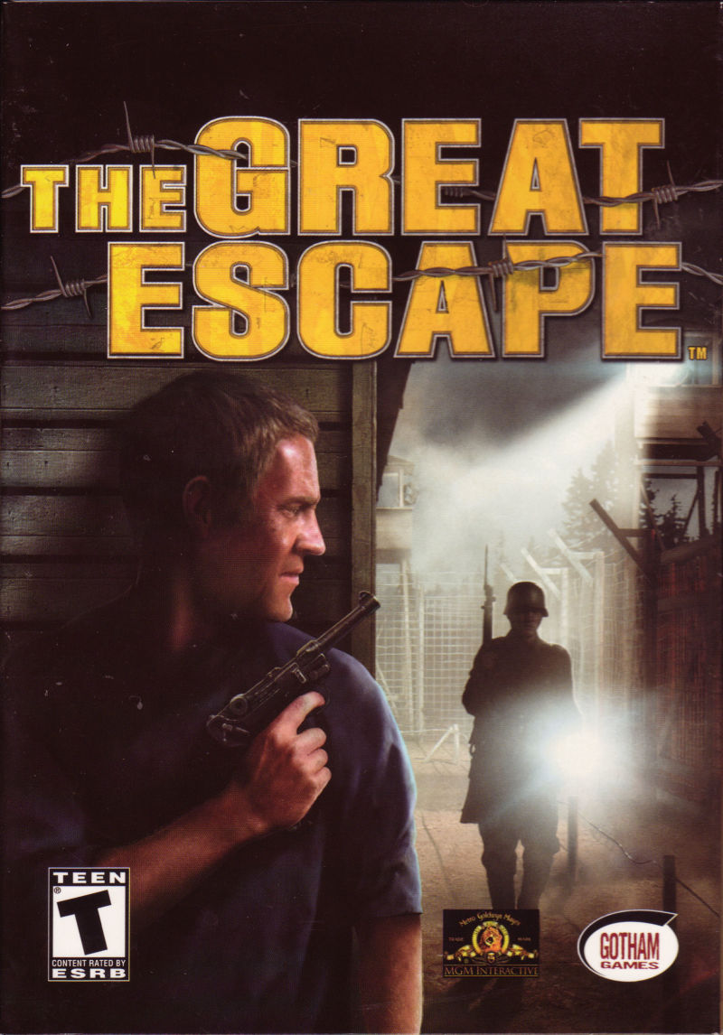 The Great Escape Windows Front Cover