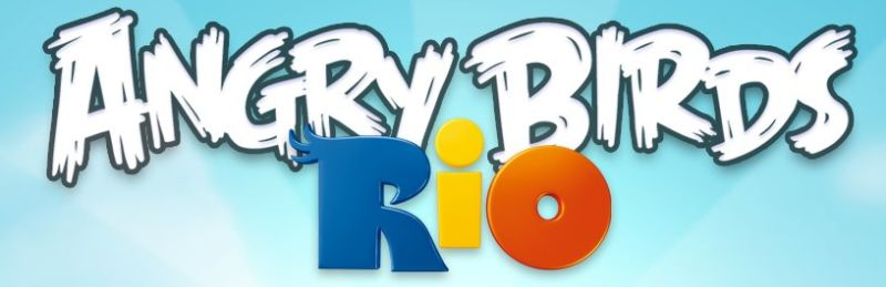 Angry Birds: Rio Windows Front Cover