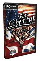 For Liberty! Windows Front Cover