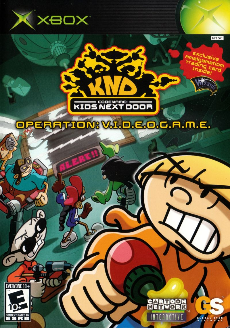 Codename: Kids Next Door - Operation: V I D E O G A M E