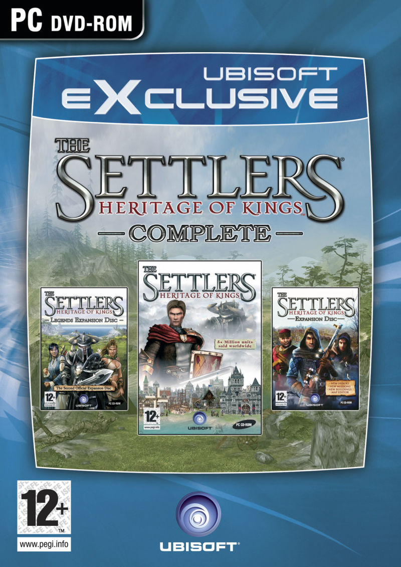 The Settlers: Heritage of Kings - Complete