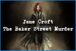 Jane Croft: The Baker Street Murder Windows Front Cover
