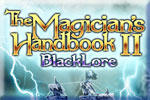 The Magician's Handbook II: BlackLore Windows Front Cover