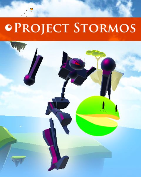 Project Stormos Macintosh Front Cover