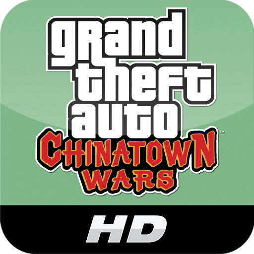 Grand Theft Auto: Chinatown Wars iPad Front Cover