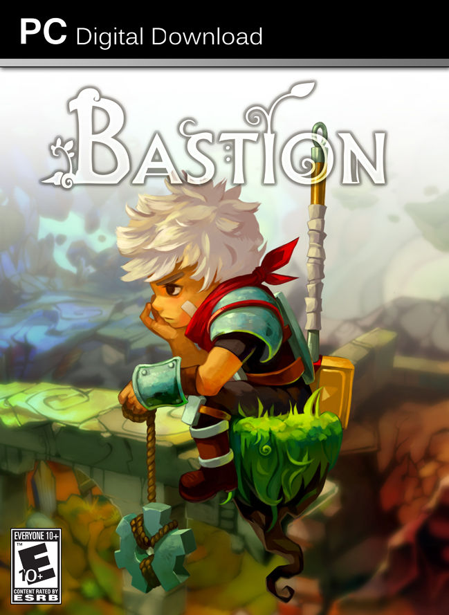 Bastion Windows Front Cover