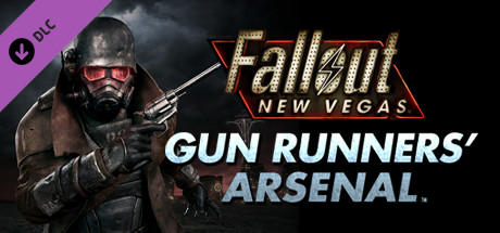 Fallout: New Vegas - Gun Runners' Arsenal Windows Front Cover