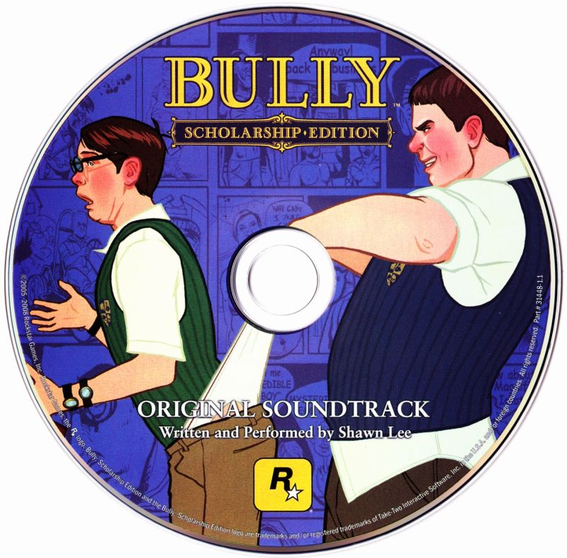 Bully: Scholarship Edition Windows Soundtrack