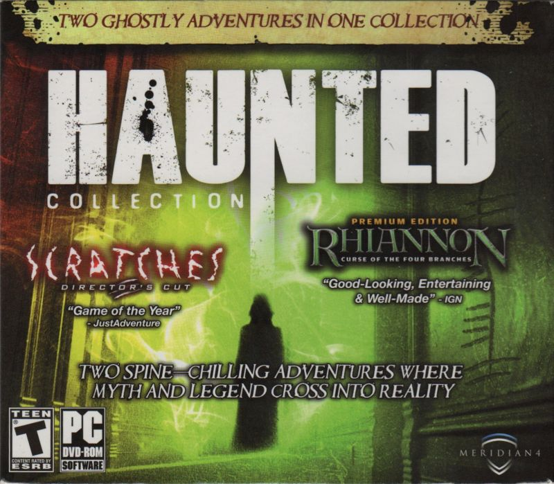 Haunted Collection Windows Front Cover