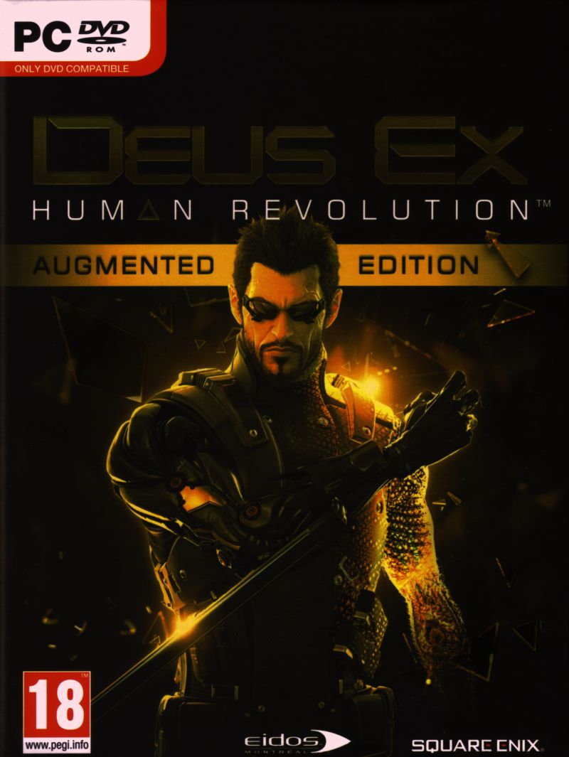 Buy deus ex: human revolution augmented edition pc game | steam.