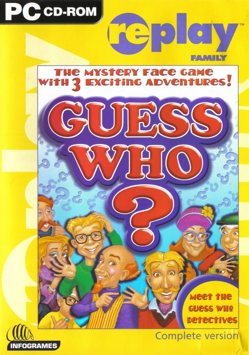 Guess Who? For Windows (1999)