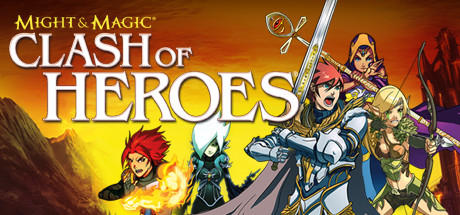 Might & Magic: Clash of Heroes Windows Front Cover