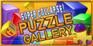 Super Collapse! Puzzle Gallery Windows Front Cover