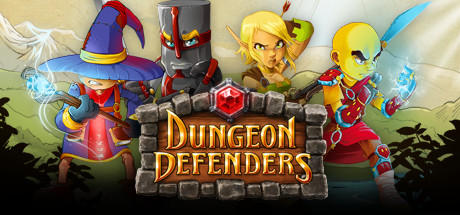 Dungeon Defenders Linux Front Cover