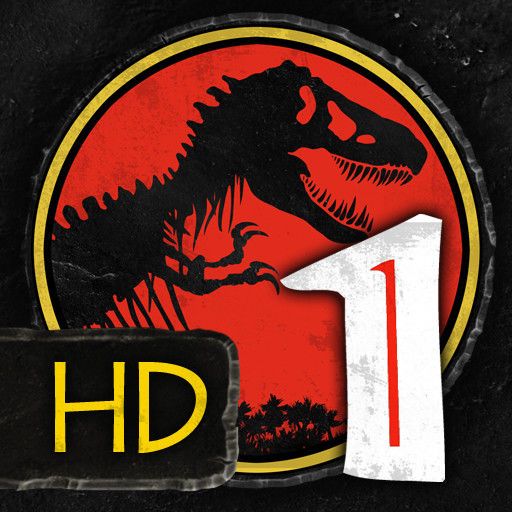 Jurassic Park: The Game - Episode 1: The Intruder iPad Front Cover