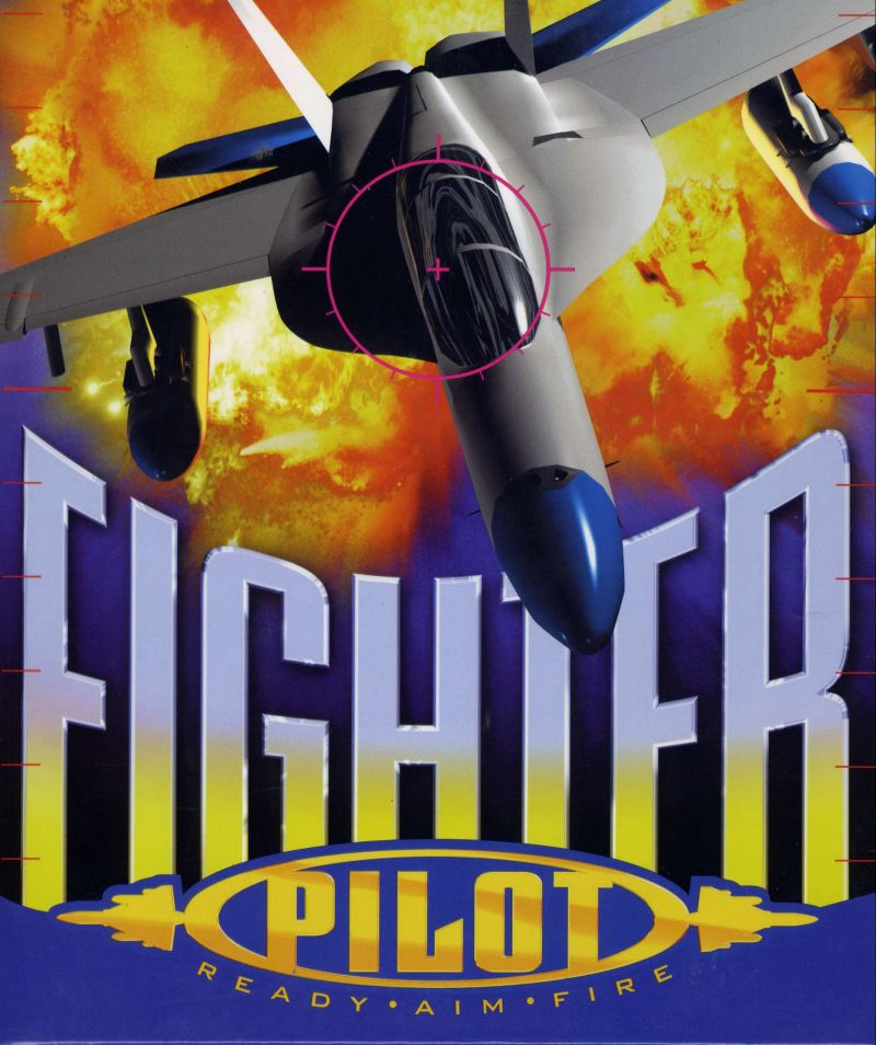 Fighter Pilot Windows Front Cover