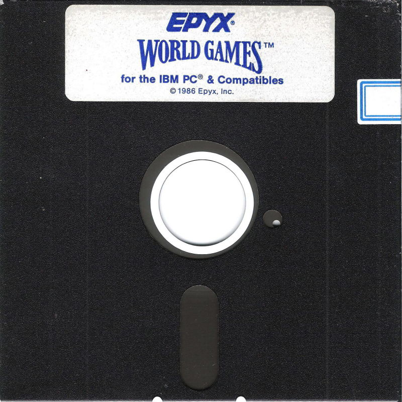 World Games PC Booter Media