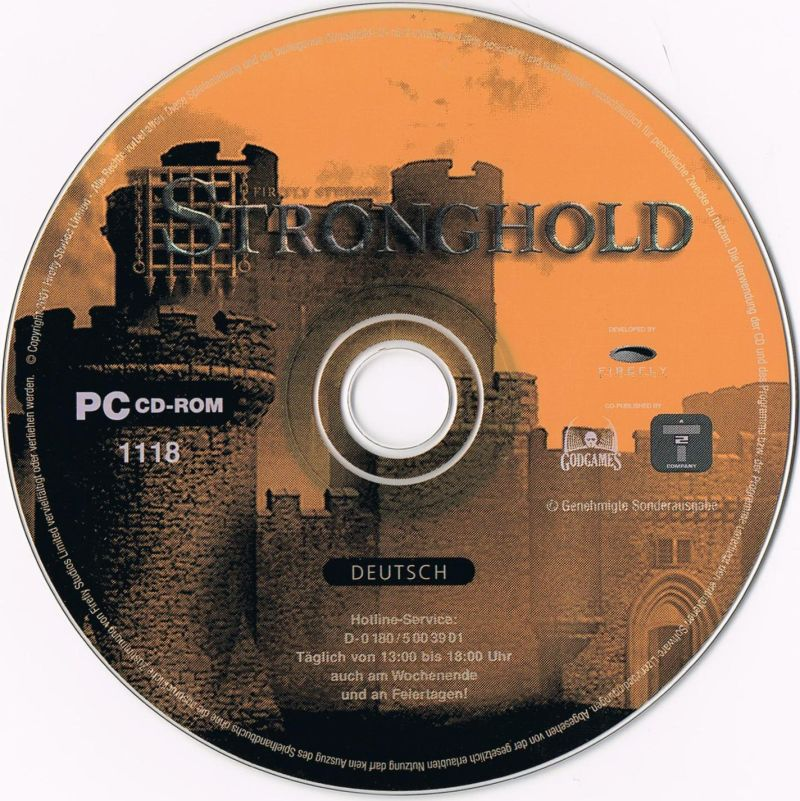 FireFly Studios' Stronghold Windows Media