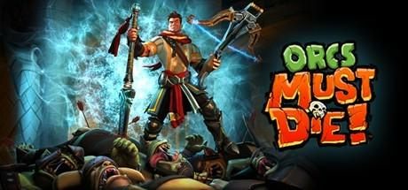 Orcs Must Die! Windows Front Cover
