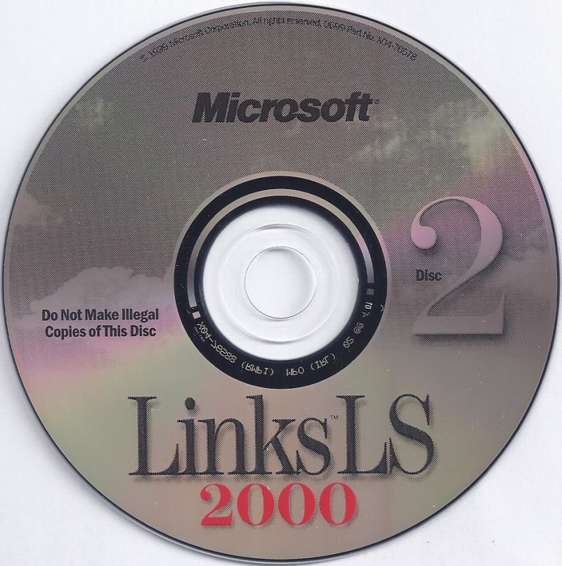 Links LS 2000 Windows Media Disc 2