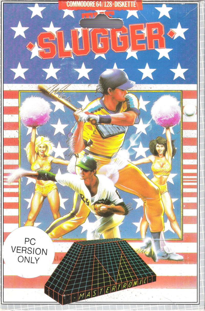 The Slugger PC Booter Front Cover