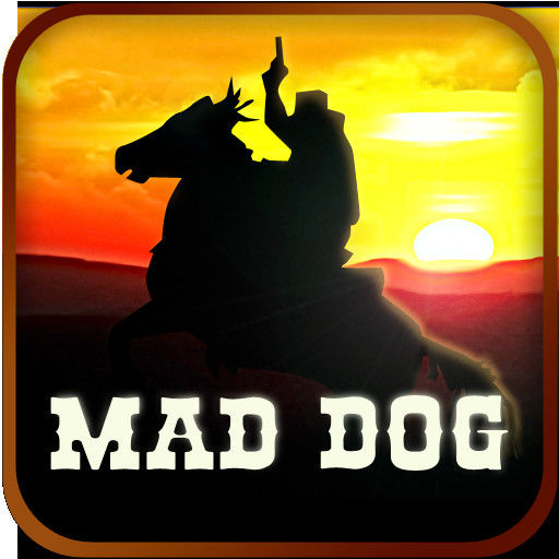 Mad Dog McCree iPhone Front Cover