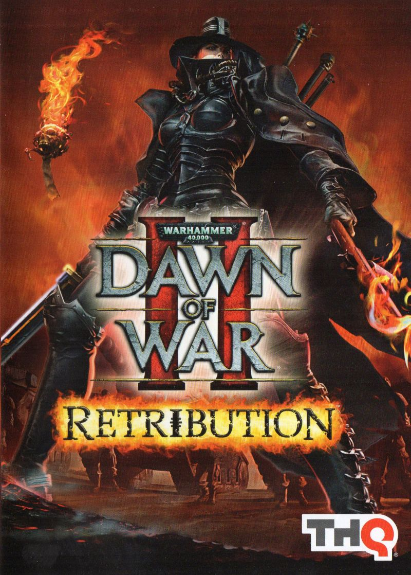 Warhammer 40,000: Dawn of War II - Retribution (Collector's Edtion) Windows Other Keep Case Front