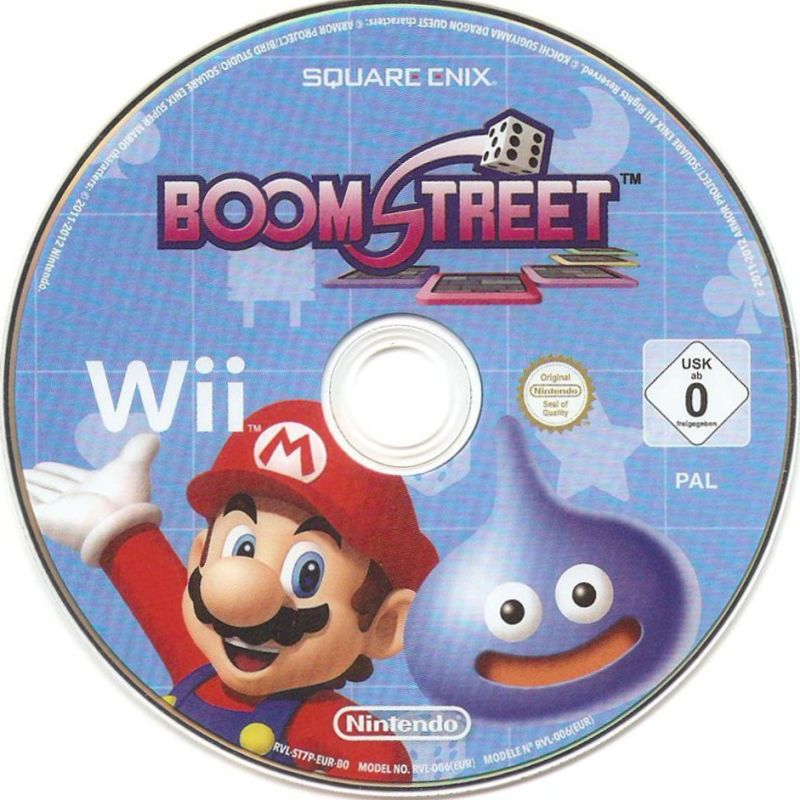 Fortune Street Wii Media
