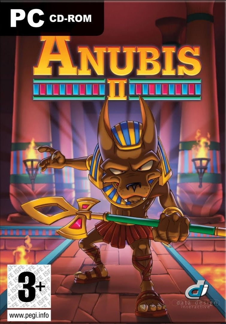 Anubis II Windows Front Cover